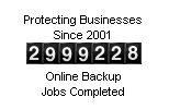 3 million online backups odometer image
