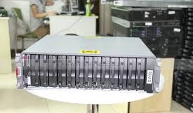Original disk storage shelves used by Dr.Backup Online Backup Service